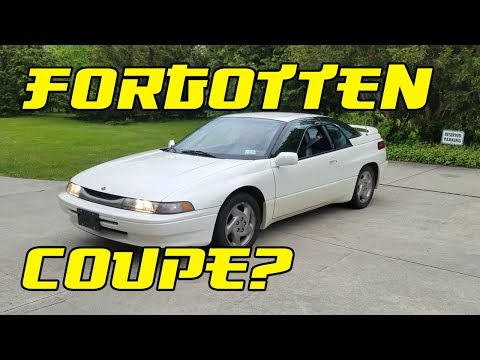 Subaru's Forgotten Coupe (Short Shift)