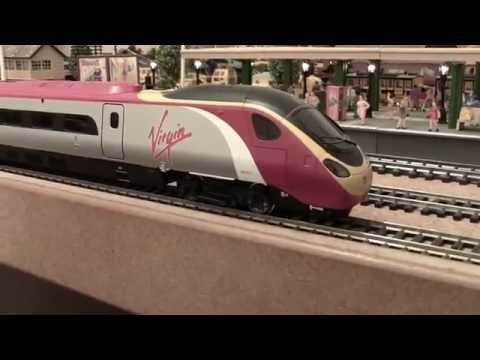 A World Of Electric High Speed Trains [HST's] Including The TGV. Hornby Triang etc.