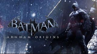 Batman: Arkham Origins - The Movie (with Subtitles)
