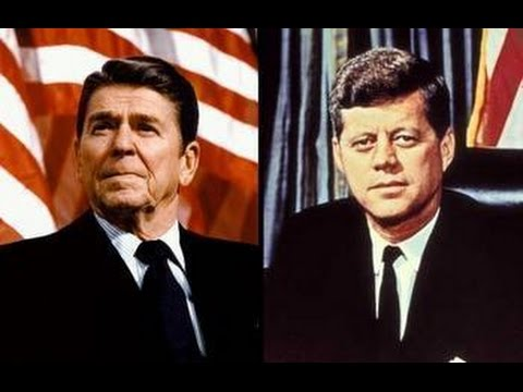 Why the Legacies of John F. Kennedy & Ronald Reagan Endure: Assassination (2013)