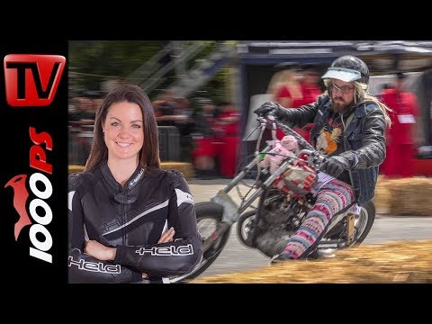 Club Of Newchurch 2018 - Das etwas andere Motorrad-Festival