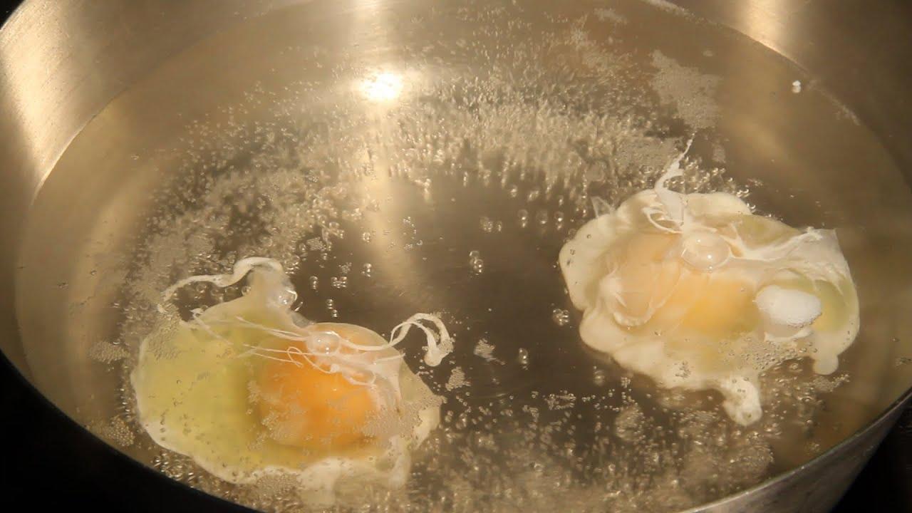 eier blanchieren