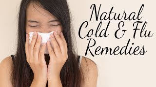 How to Kick a Cold & Why Anti-Histamines Keep You Sick! 4 Natural Remedy Tips, Cold-Fix