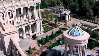видео В центре Ашхабада появится новый гостиничный комплекс