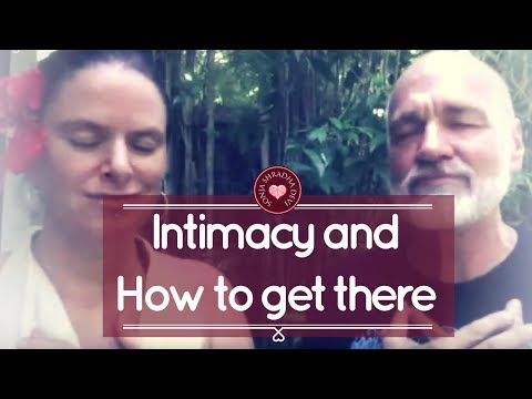 The Intimacy Dialogues-'Intimacy and how to get there' with David Cates