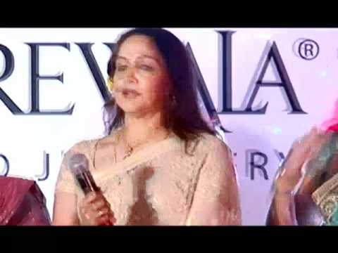 Hema Malini Ignored At An Event
