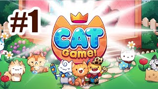 Cat Game: The Cat Collector Lets Play Part 1