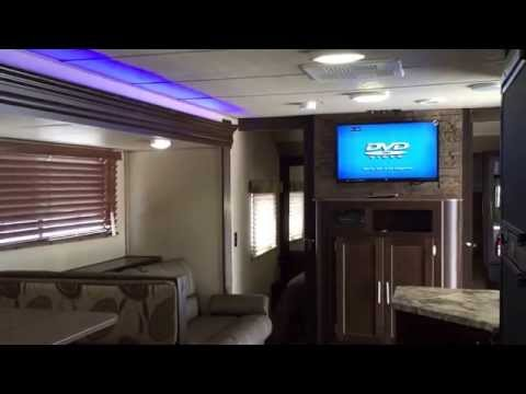 Medium Travel Trailer Rentals In Nashville TN. Bunks & Full Kitchen