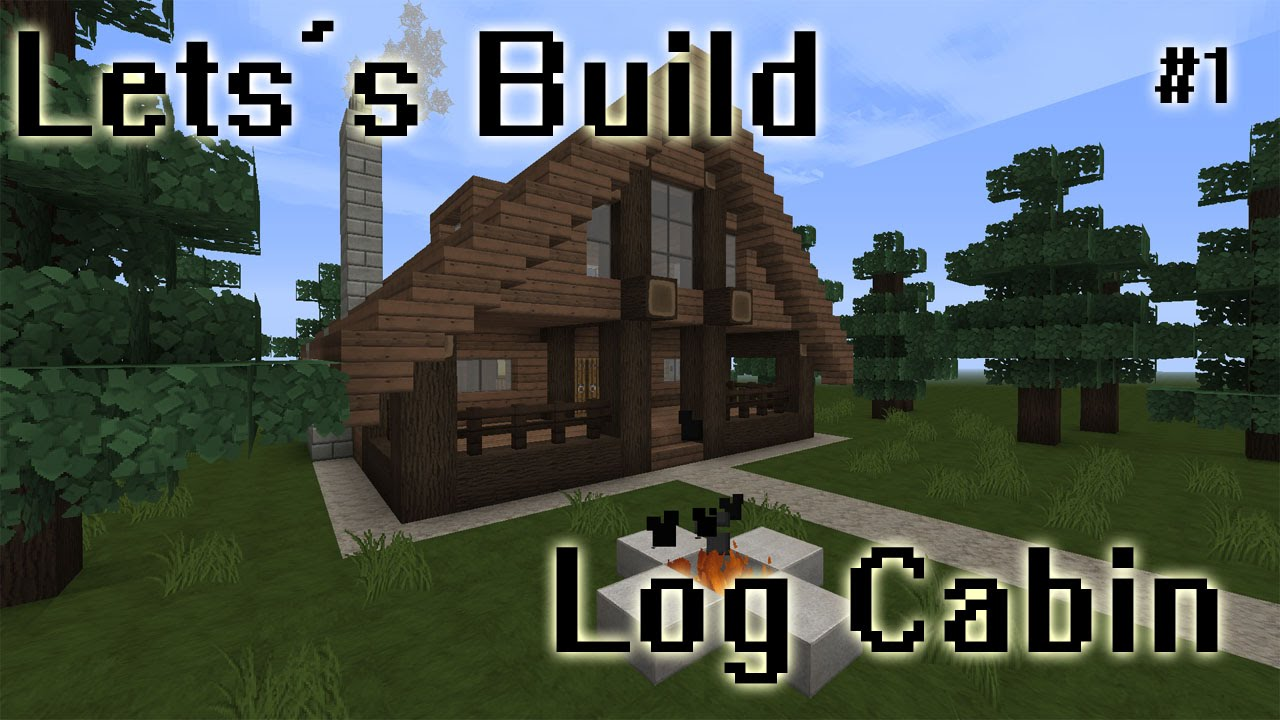 how to make logs in minecraft