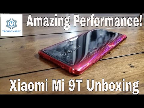 Xiaomi Mi 9T Unboxing and First Impressions