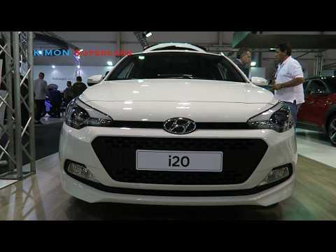 Hyundai I20 2019 Exterior Interior Youtube