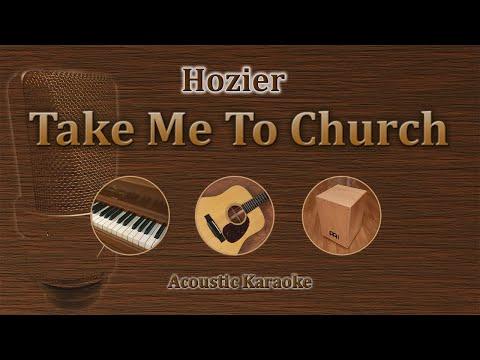 Take Me To Church - Hozier Karaoke Acoustic Version