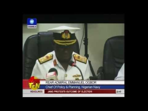 Nigerian Navy arrests over 40 vessels in a year
