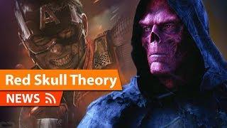 How Red Skull returns in Avengers Endgame Theory Explained