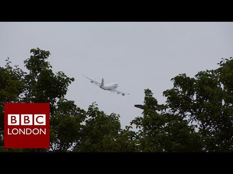 3rd runway at Heathrow is given government backing – BBC London News
