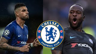 EMERSON PALMIERI & VICTOR MOSES TRANSFER TO COLLAPSE? ANTONIO CONTE TO LEAVE INTER