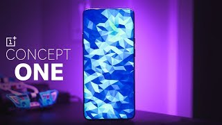 OnePlus Concept One FIRST LOOK!!!