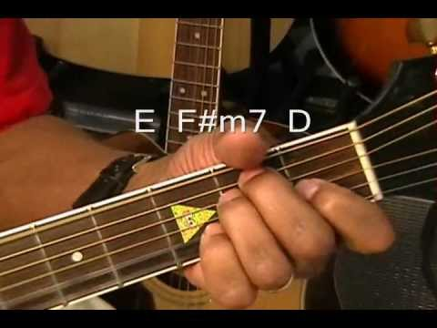Hunter Hayes STORM WARNING Guitar Tutorial Lesson How To Play The Chords