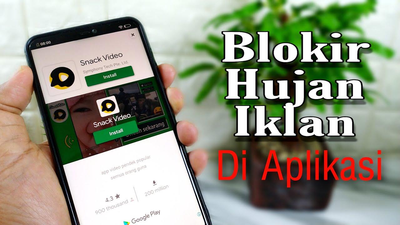 Cara Ampuh Memblokir Iklan Di Aplikasi Android Youtube