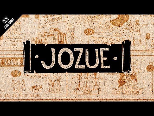 Omówienie: Księga Jozuego