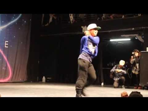 World of Dance 2013: Mari Koda