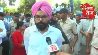 आखिर किसानों के आगे झुकी सरकार, बातचीत के लिए चंडीगढ़ बुलाया!