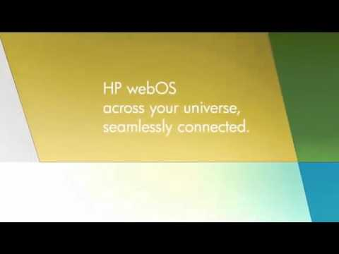 HP Veer | HP Pre 3 | HP TouchPad Official Trailer