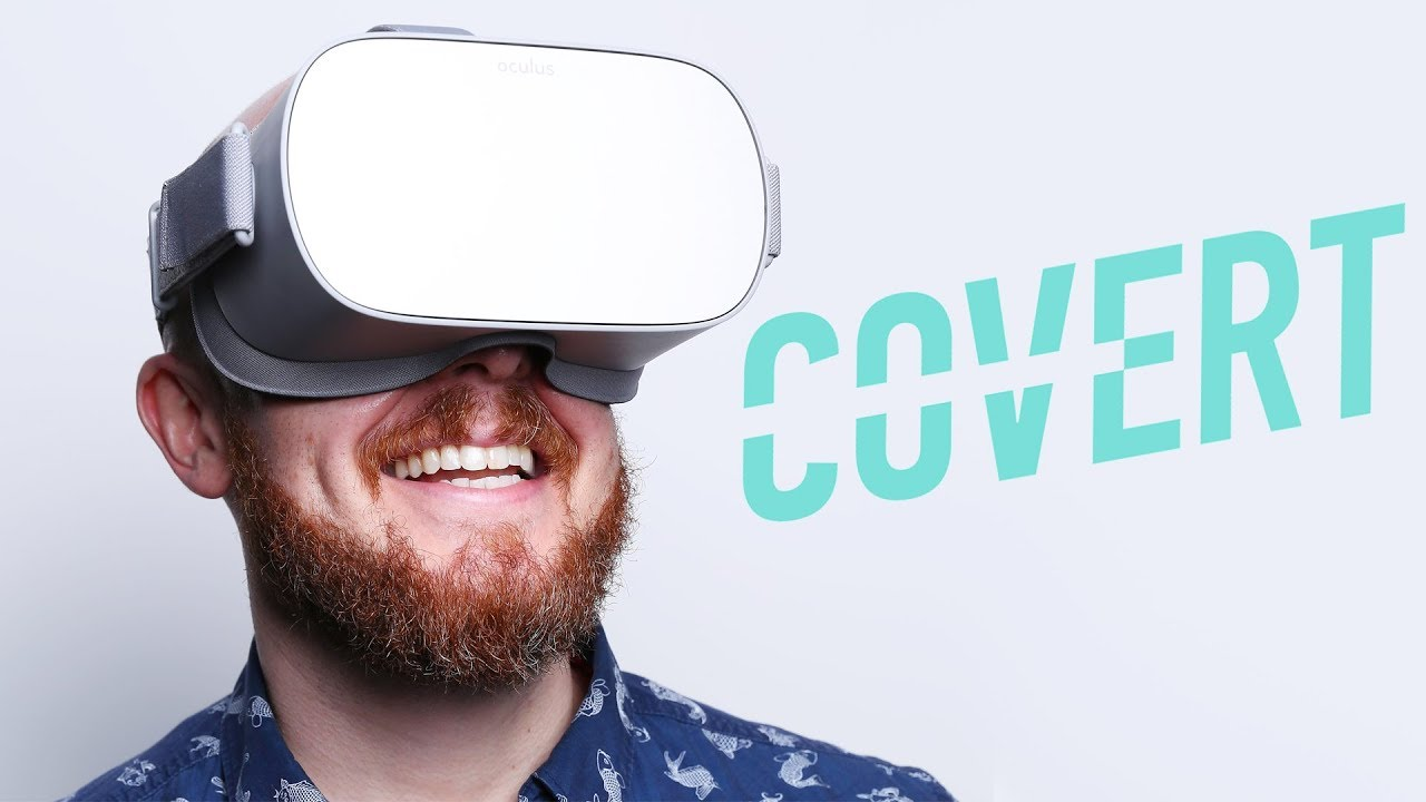 COVERT HANDS ON & DEVELOPER INTERVIEW!! Oculus Go Launch Party In London