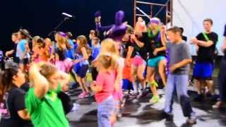 Gangnam Style at Relay for Life of Rockwall County