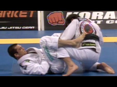 Michael Langhi VS Celso Venicius / World Championship 2010
