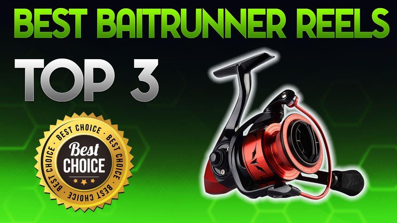 Best Baitrunner Reels 2019 - Baitrunner Reel Review - YouTube