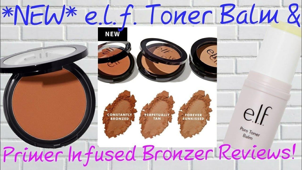 Primer-Infused Bronzer by e.l.f. #12