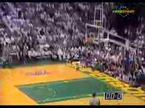 NBA Playoffs 1993 best moments