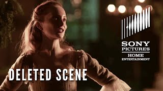 "OUTLANDER: Deleted Scene - ""Geillis Confronts Jamie"""
