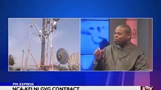 NCA-KELNI GVG CONTRACT - PM Express on JoyNews (22-5-18)
