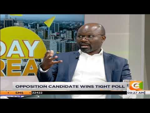 DAY BREAK | Focus on DR Congo poll