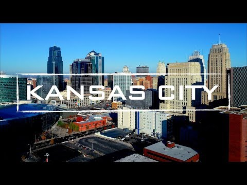 Kansas City, Missouri | 4K Drone Footage