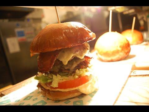 Brioche Burger - Haloodiefoodie