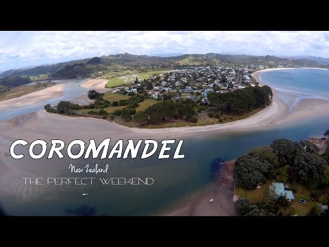 "Exploring Coromandel, Hahei | NZ  ""The Perfect Weekend"" - Breathtaking Views!"