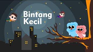 Bintang Kecil (Lagu Anak Balita Indonesia Populer Lintang Media)