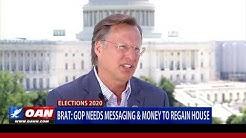 Former Va. Congressman: GOP needs messaging & money to regain House