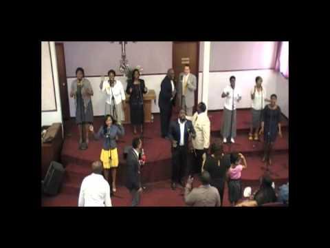 """""""Do It Again"""" Minister Sam L Townsend & Imani Fellowship Choir 2012"""