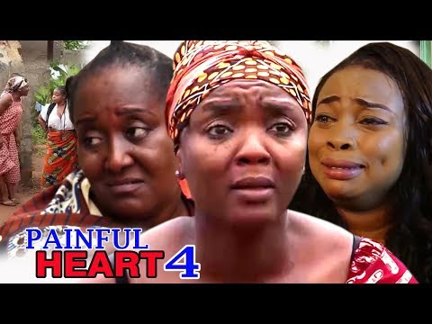 Painful Heart Season 4 - Chioma Chukwuka 2017 Latest Nigerian Nollywood Movie full HD
