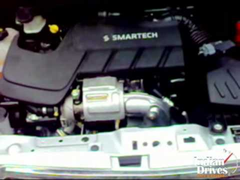 Chevrolet Beat diesel engine noise from outside