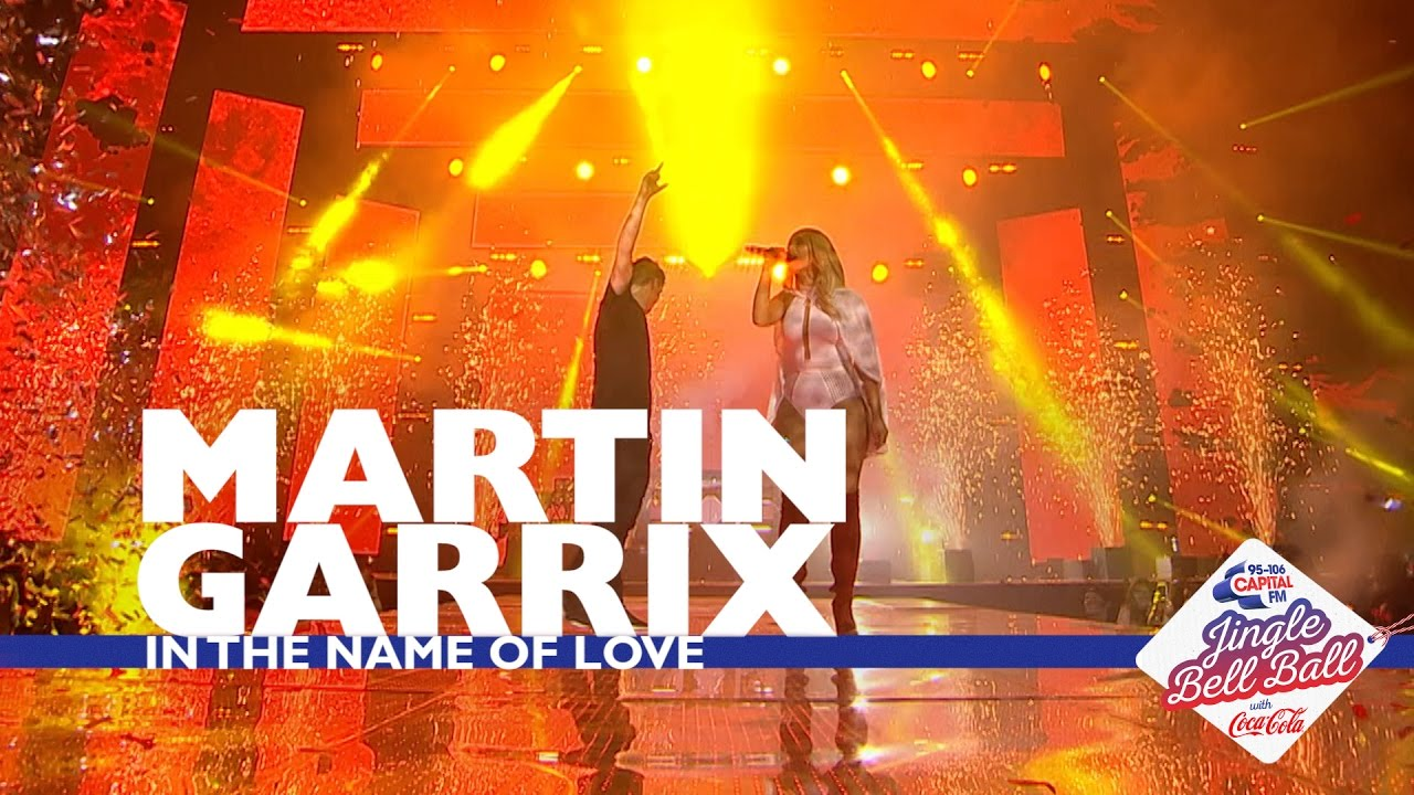 Martin Garrix Ft. Bebe Rexha
