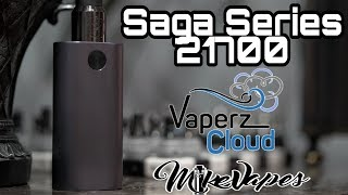 Vaperz Cloud Saga Series Dual 21700