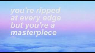 colors lyric video -- HALSEY