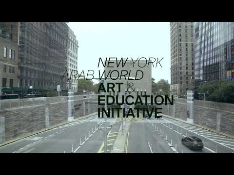 New York Arab Art & Education Initiative