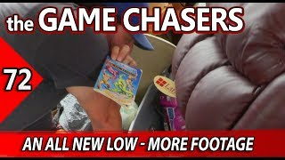 The Game Chasers Ep 72 BONUS FOOTAGE
