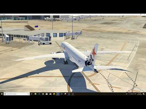 X Plane 11 787